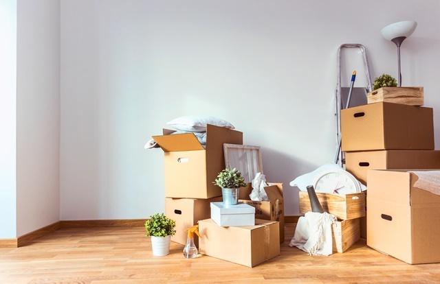 Bagunça de mudança: como planejar uma mudança de residencial sem estresse