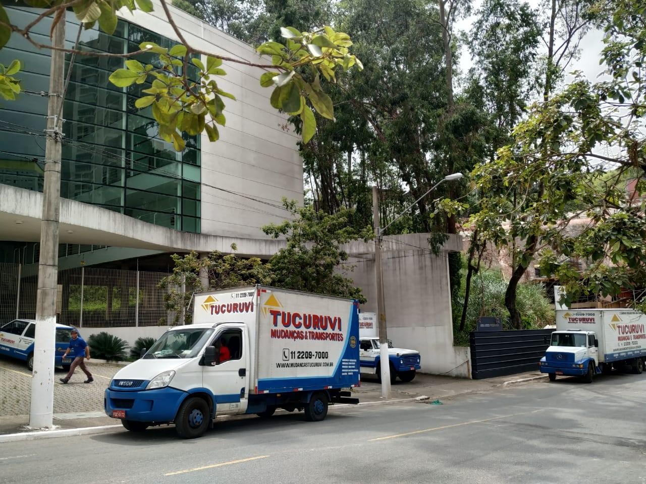 Mudança residencial em São Caetano do Sul